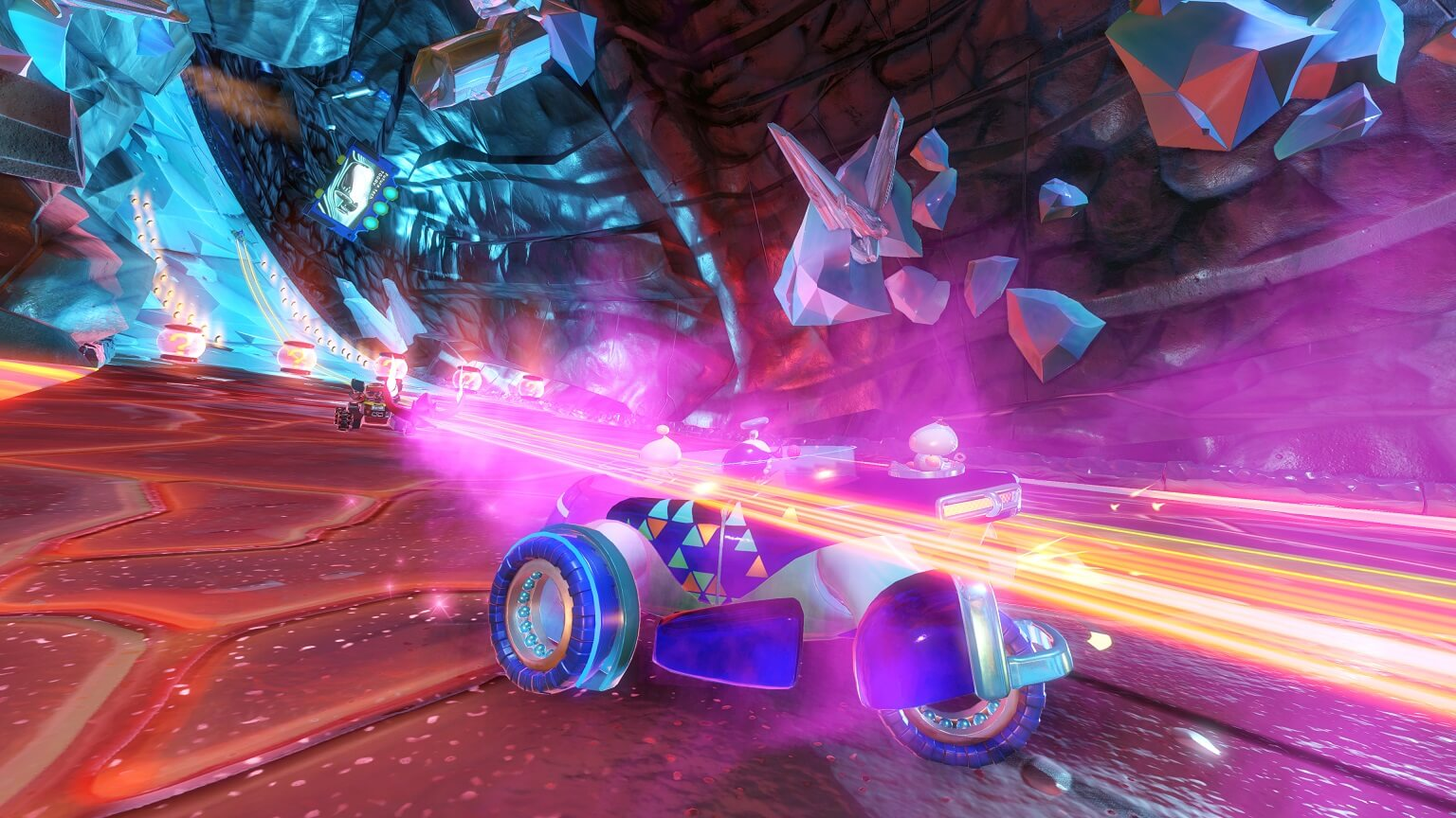 Team Sonic Racing Wisp Circuit