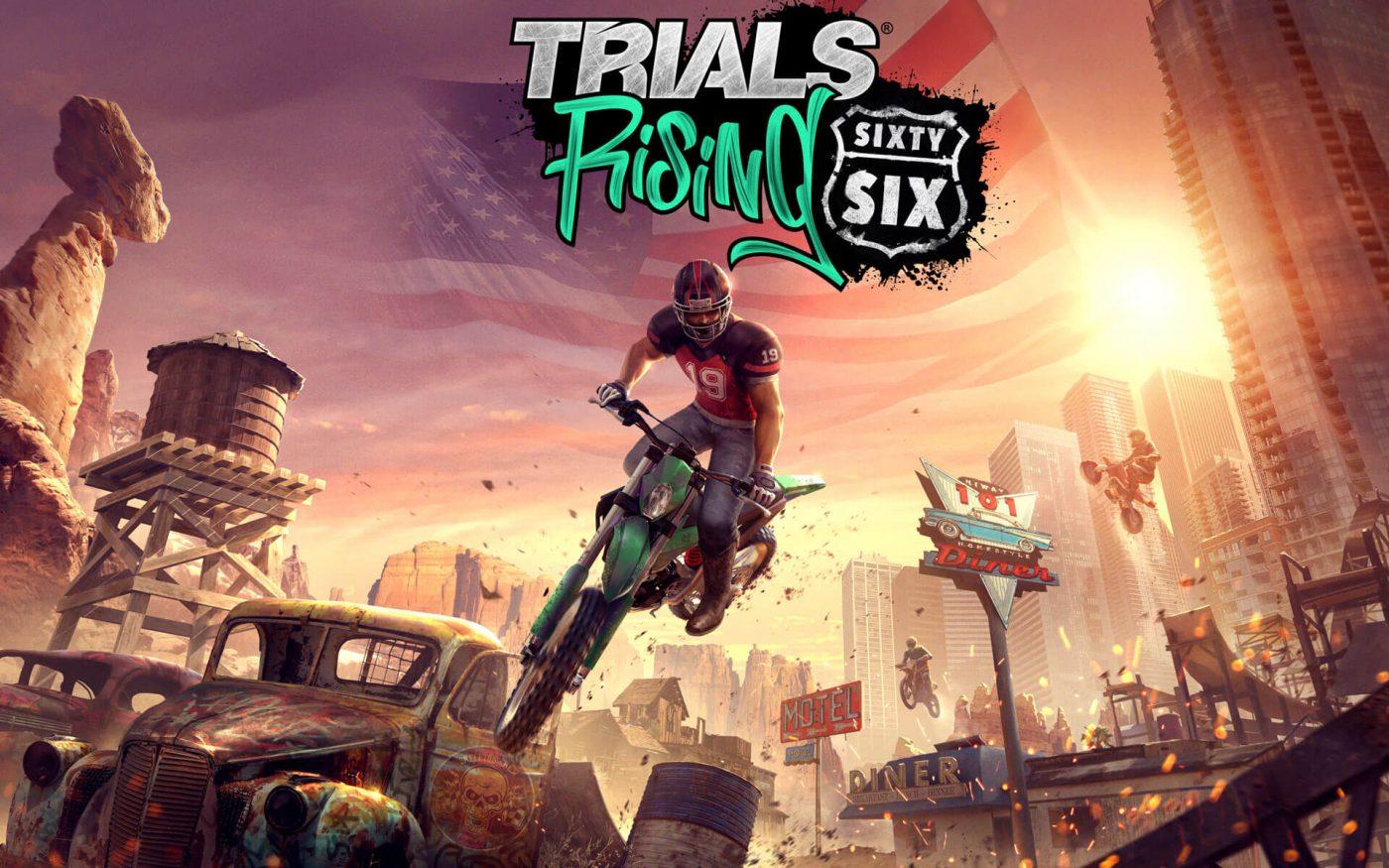 Trials Rising Sixty Six