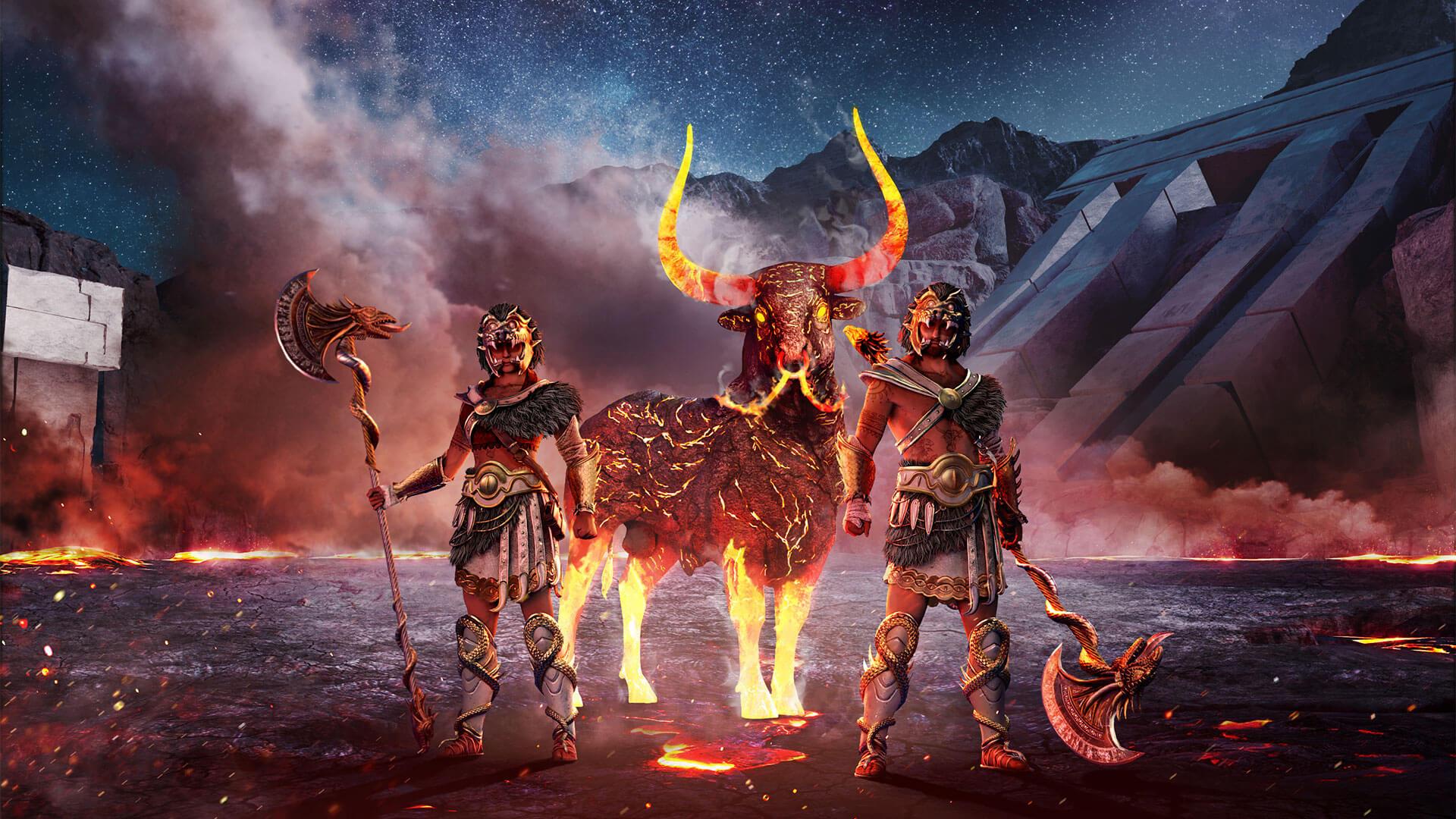 Assassin's Creed Odyssey Mayo 2019 1
