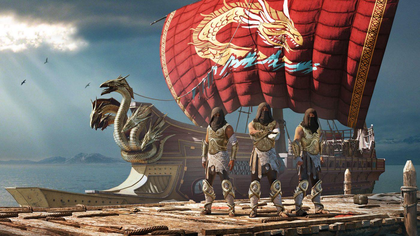 Assassin's Creed Odyssey Mayo 2019 2