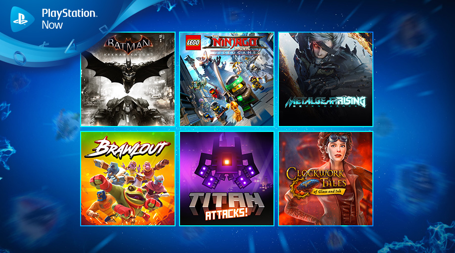 PlayStation Now Mayo 2019 2