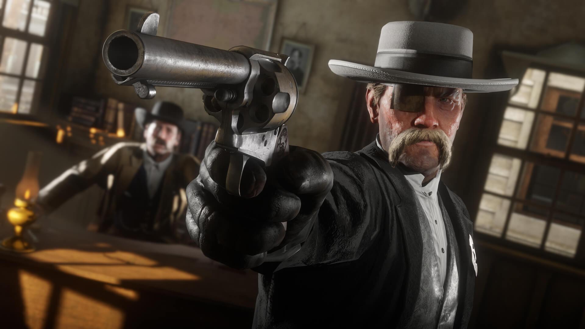 Red Dead Online Actualizacion mayo 2019 2