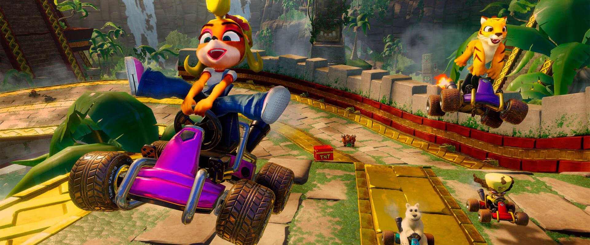 Crash Team Racing Nitro Fueled Análisis Texto 4