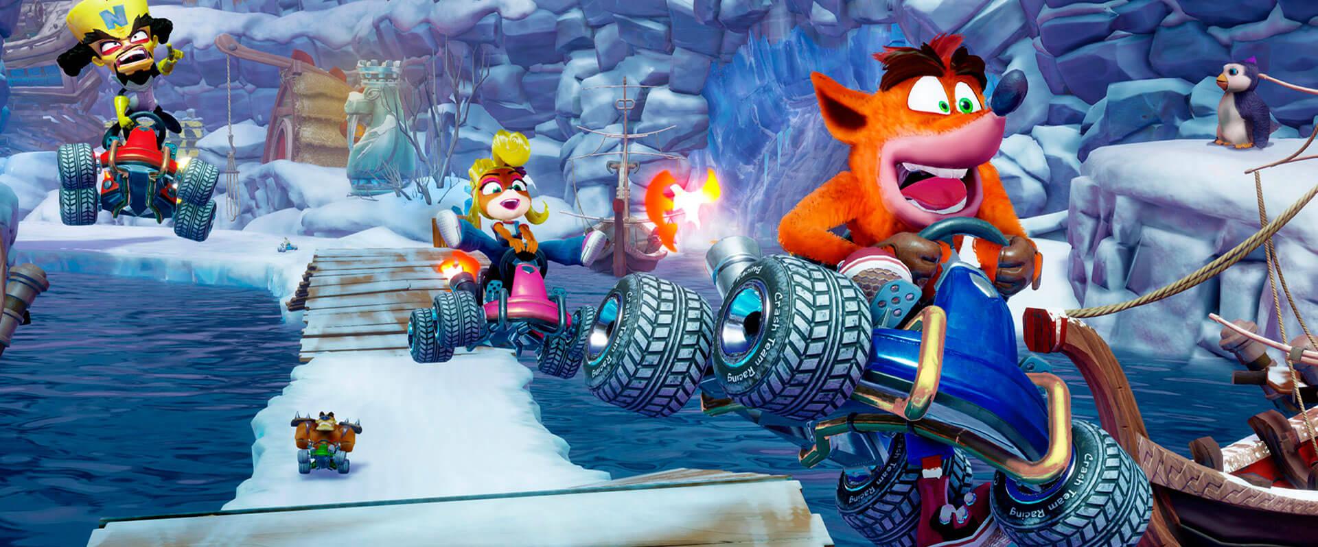 Crash Team Racing Nitro Fueled Análisis Texto 5