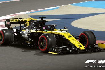 F1 2019 Renault Daniel Ricciardo