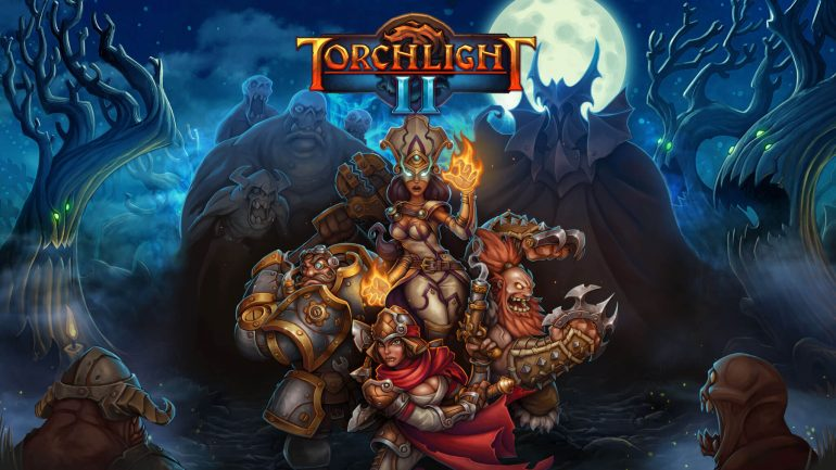 reservas de Torchlight II