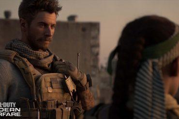 Call of Duty Modern Warfare Campaña