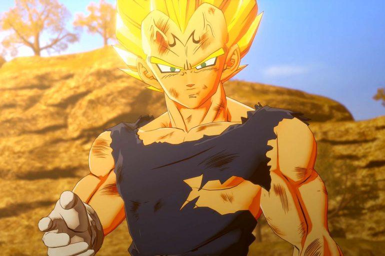 Dragon Ball Z Kakarot Buu teaser