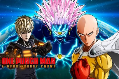 One Punch Man A Hero Nobody Knows ID2