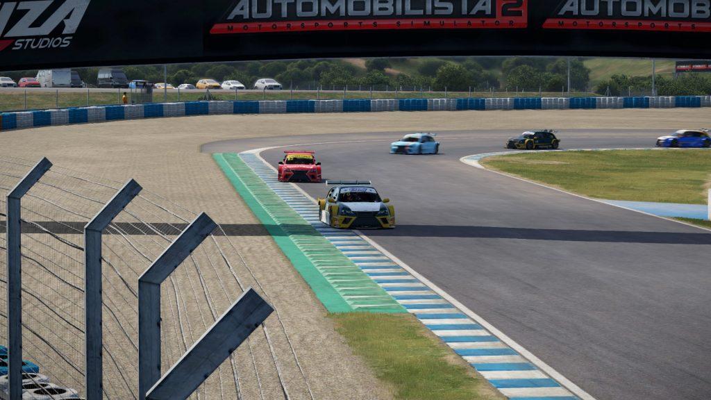Automobilista2 sprint