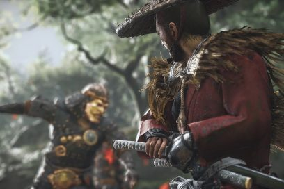 Ghost of Tsushima Mayo 2020 1