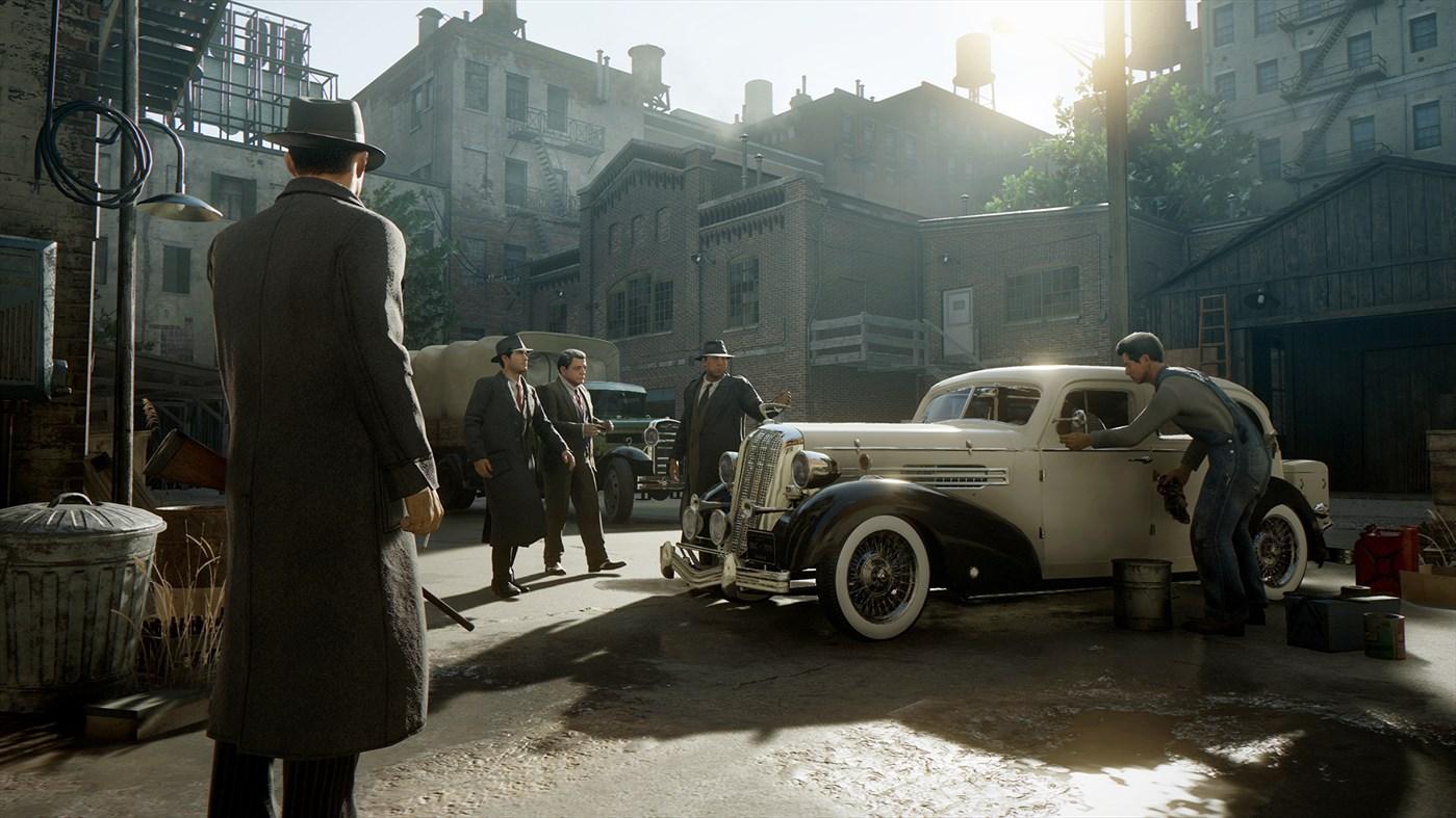 Requisitos de Mafia: Edición Definitiva