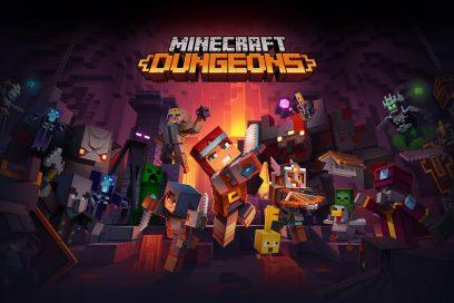 Minecraft Dungeons Análisis ID