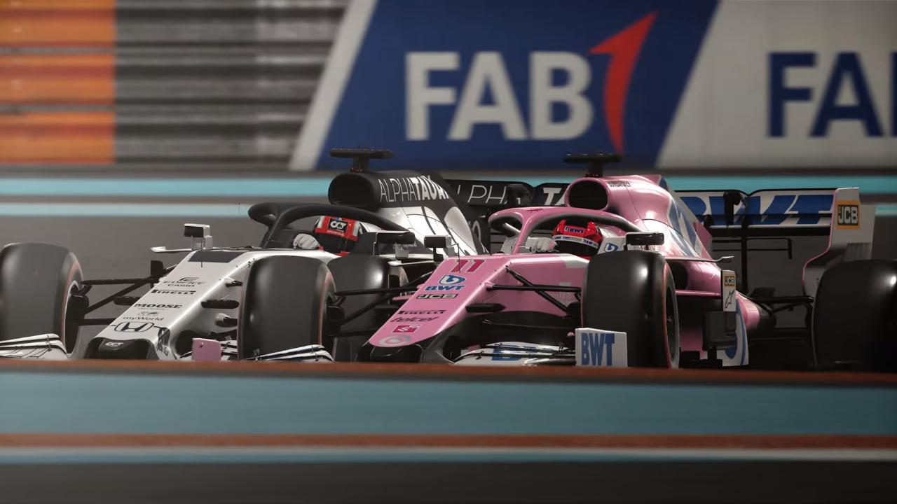 F1 2020 tráiler