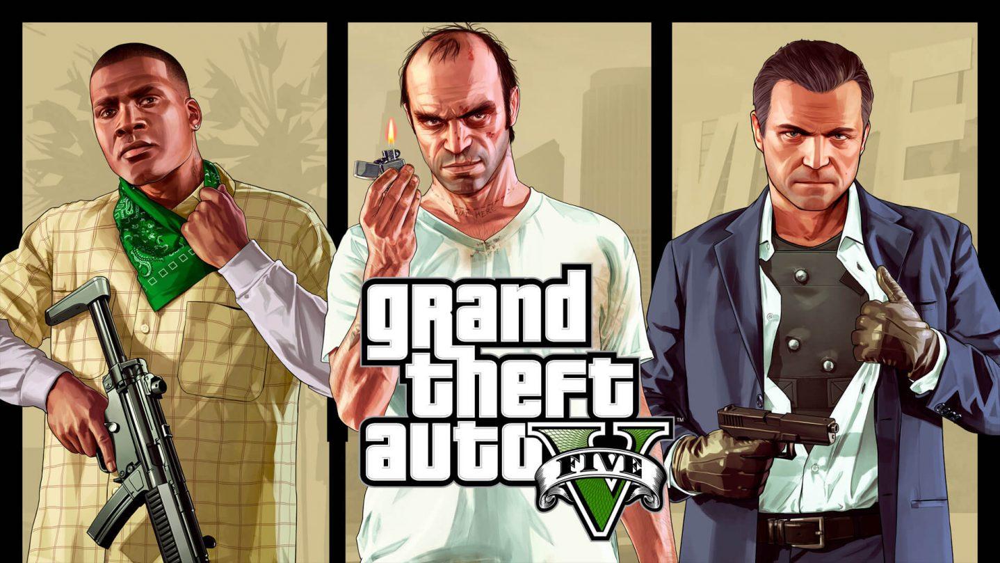 Grand Theft Auto V nueva generación