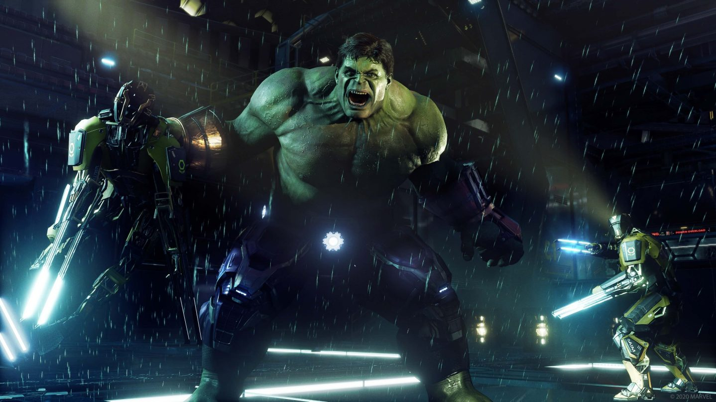 Marvel's Avengers PlayStation 5