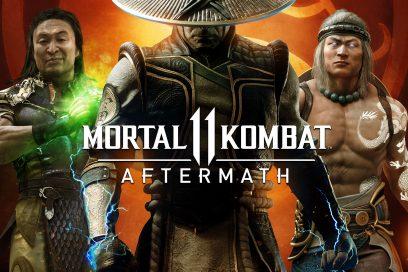Mortal Kombat 11 Aftermath Análisis ID
