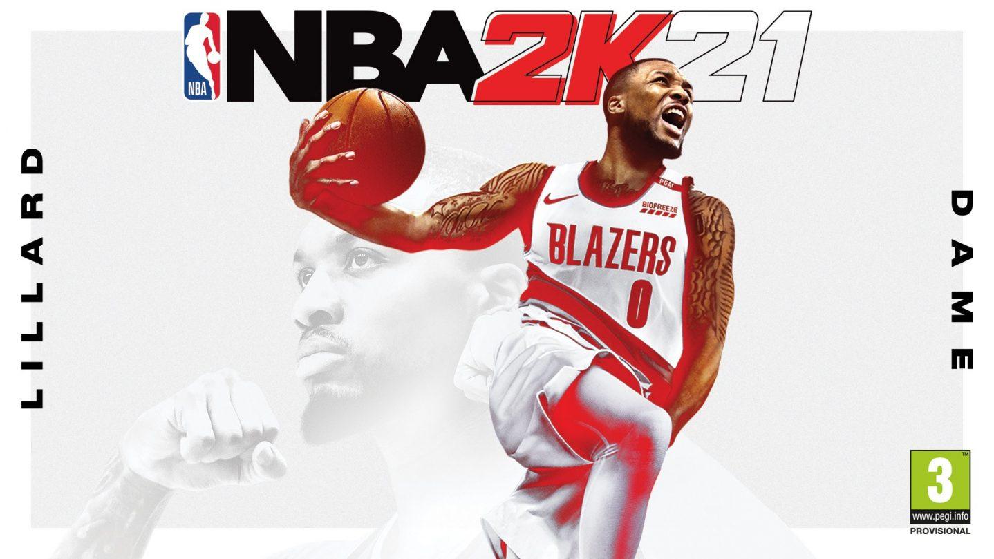portada de NBA 2K21