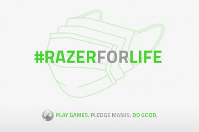 #RazerForLife