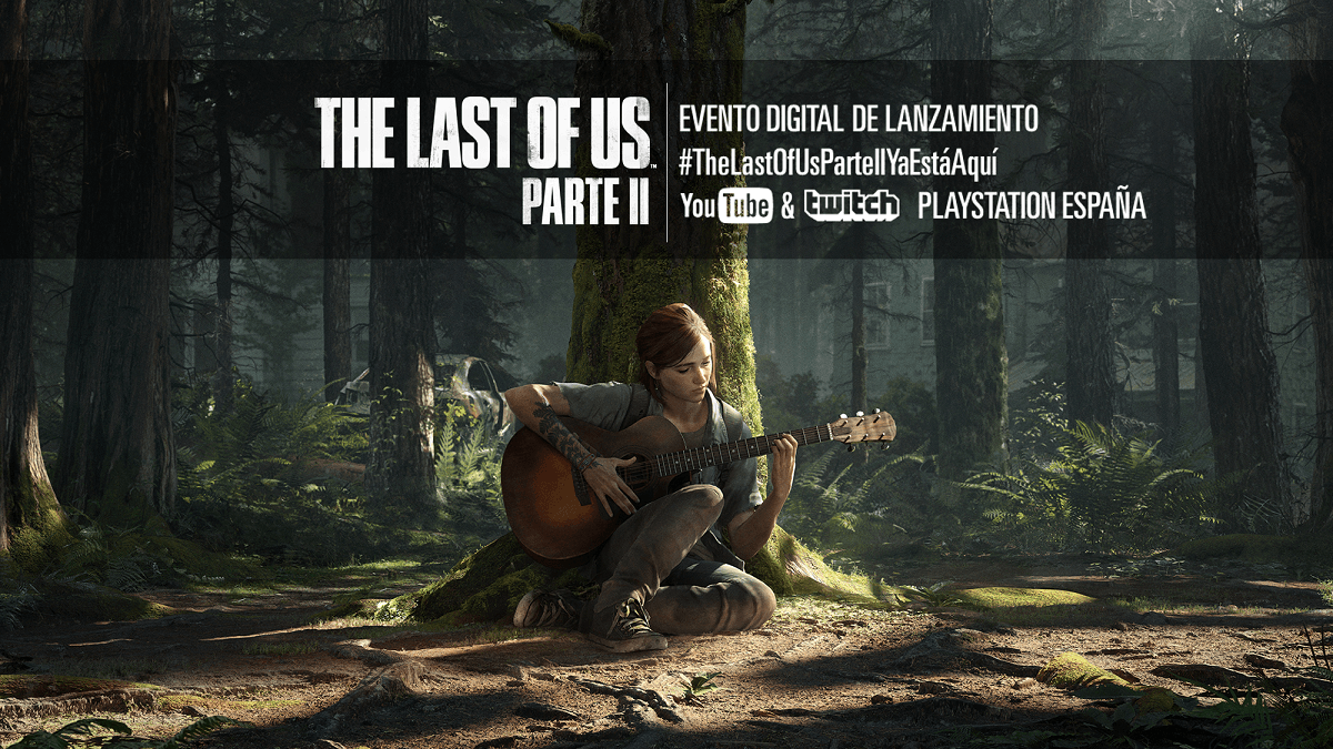 evento The Last of Us Parte II