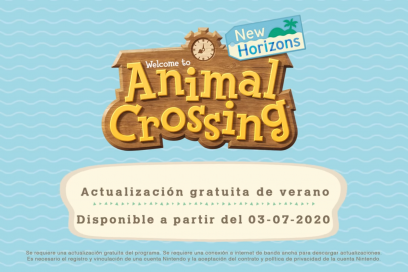 Animal Crossing verano
