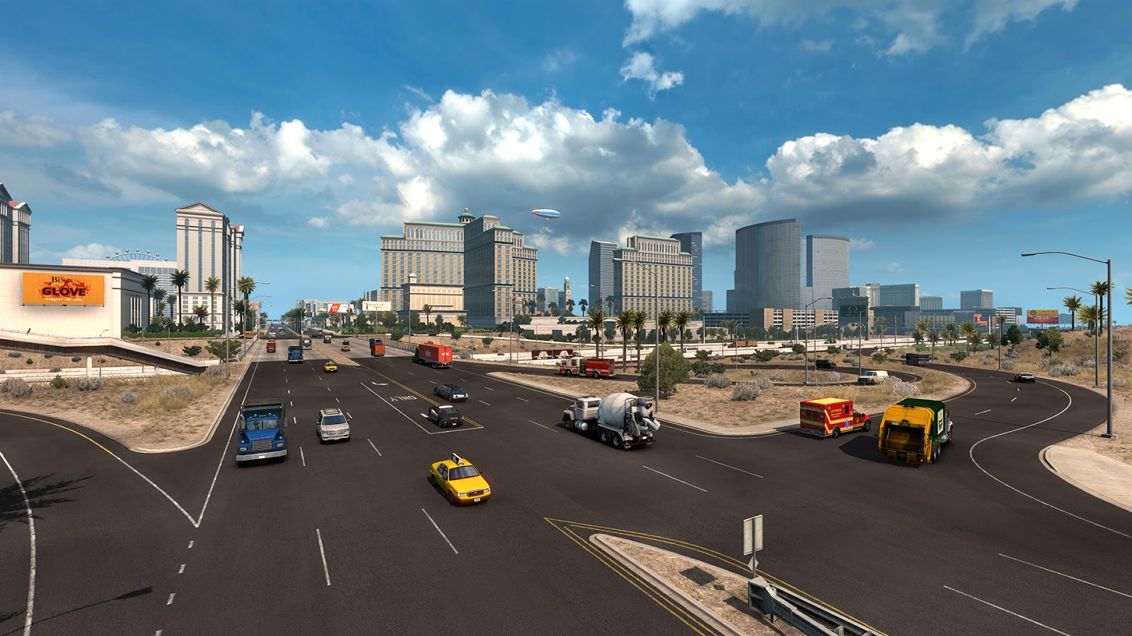 parche 1.38 American Truck Simulator