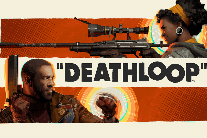 DEATHLOOP Screen wid
