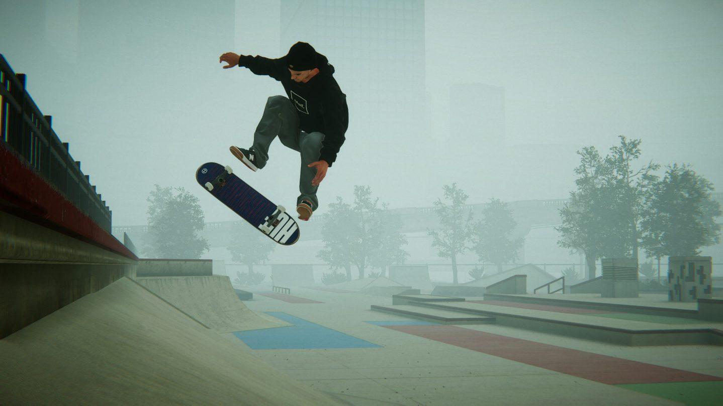 Skater XL Grant Park