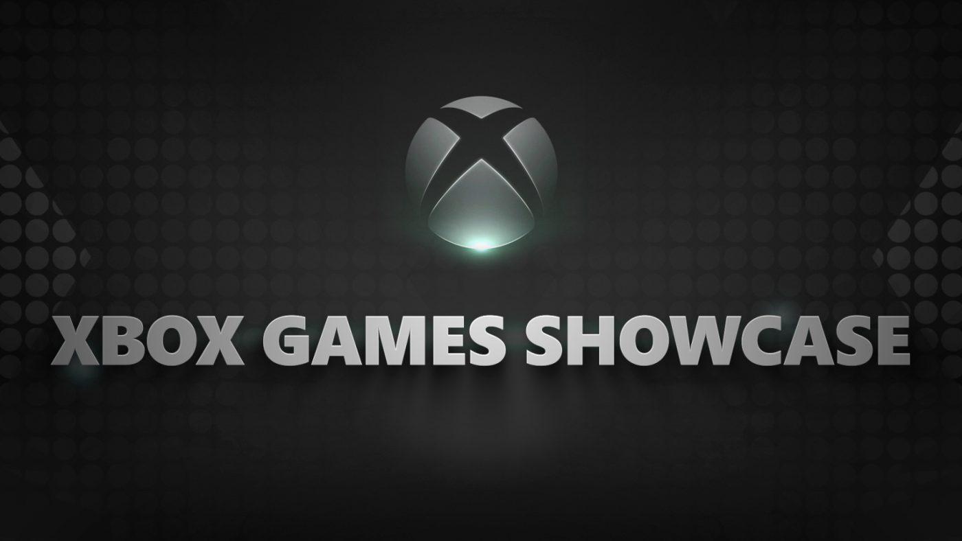 Xbox Games Showcase - Julio 2020