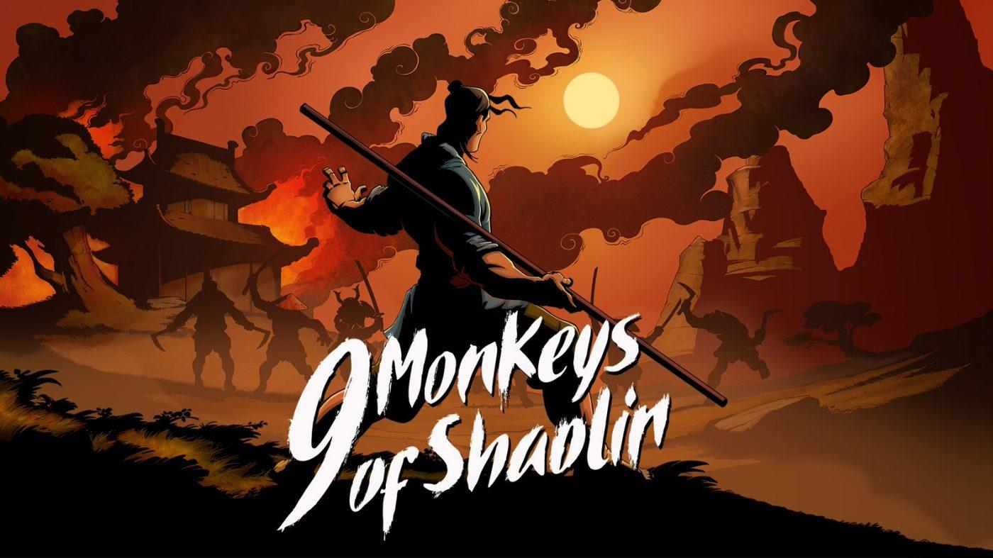 lanzamiento de 9 Monkeys of Shaolin