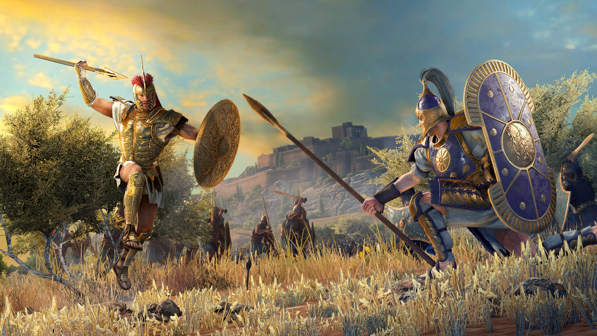A Total War Saga: Troy gratis