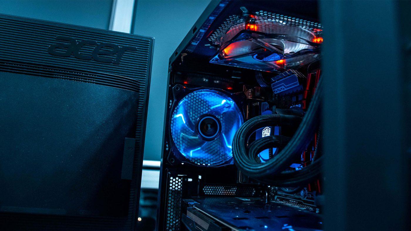 montar un ordenador