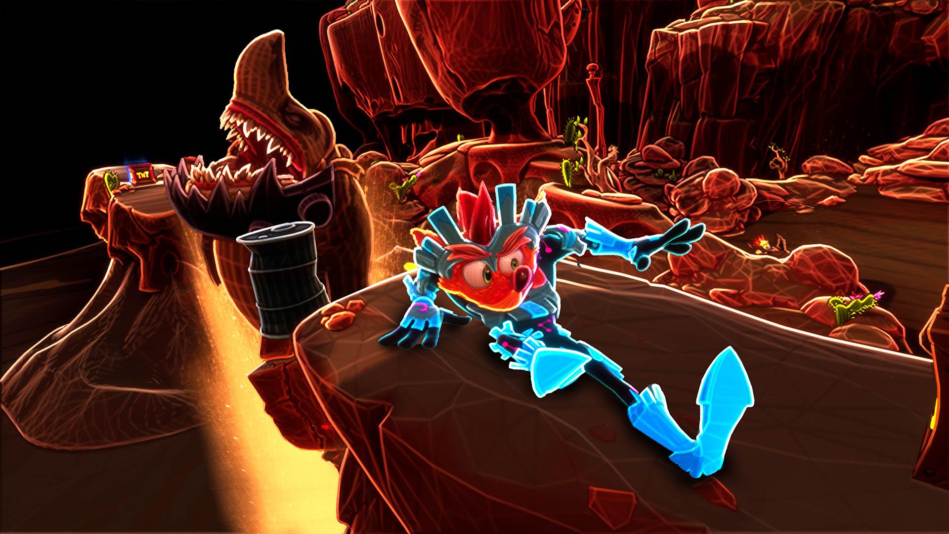 Crash Bandicoot 4 It's About Time -modo N