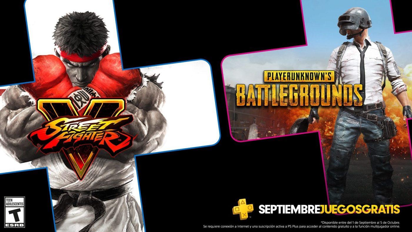 PlayStation Plus septiembre 2020
