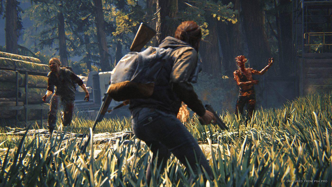 realista The Last of Us Parte II
