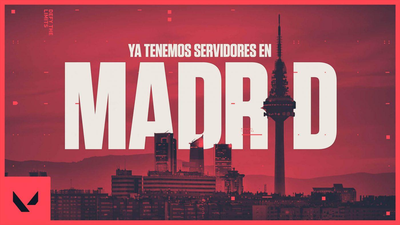 Valorant Madrid