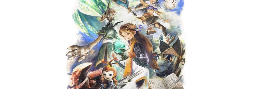 Final Fantasy Crystal Chronicles Remastered Edition