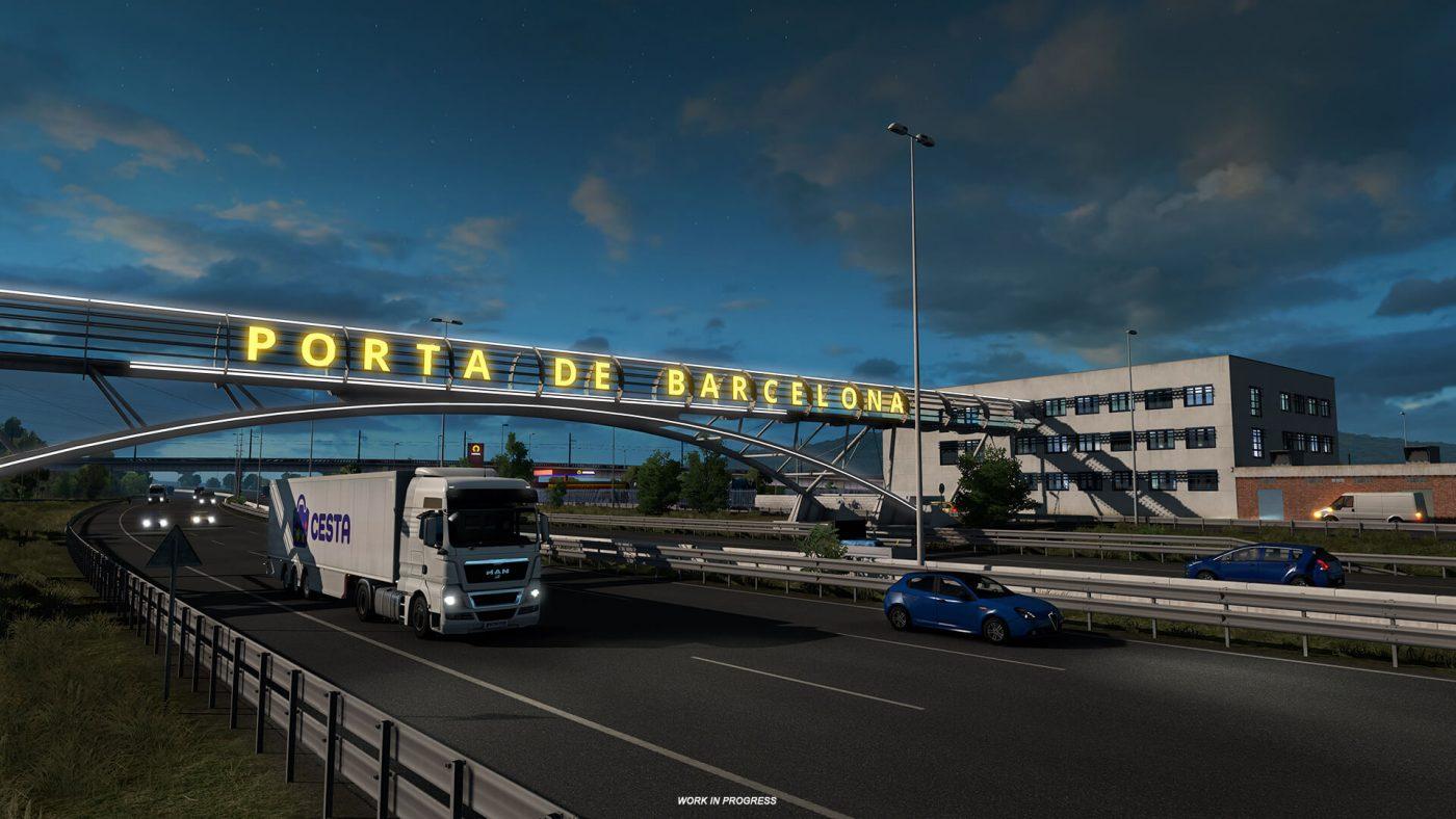 Barcelona en Iberia