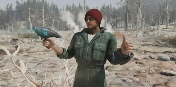 curiosidades de Fallout 76