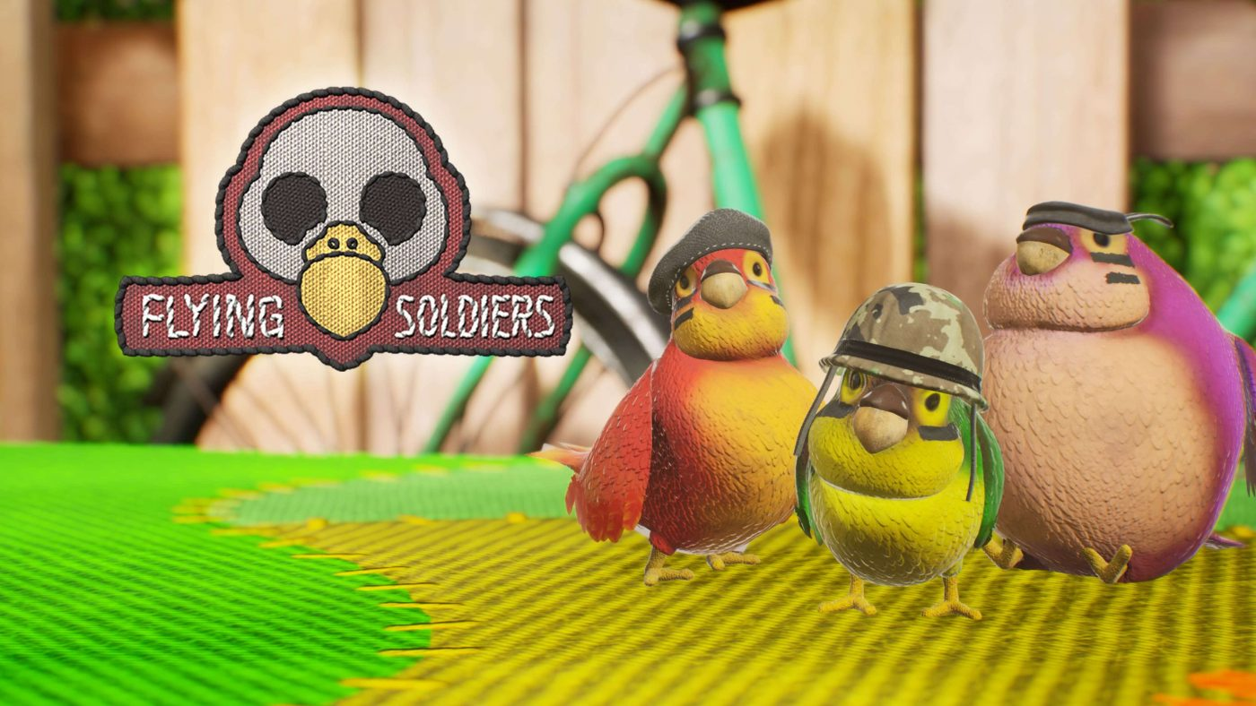 lanzamiento Flying Soldiers