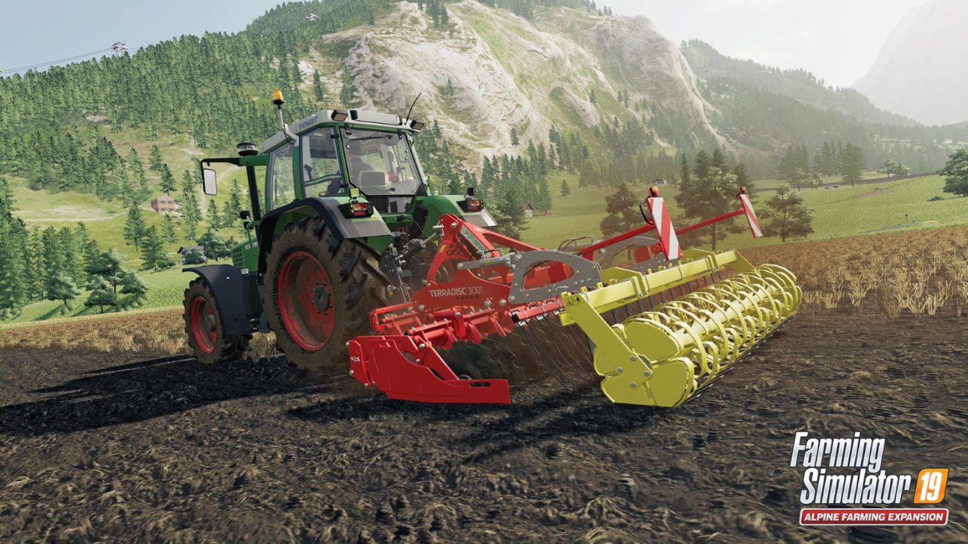 Alpine Farming