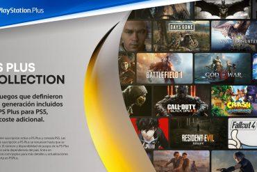 PlayStation Plus Collection Juegos
