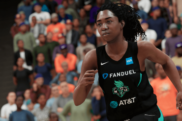 WNBA NBA 2K21 Next-Gen