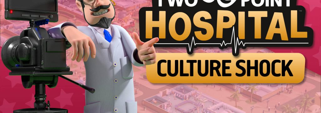 Two Point Hospital: Choque cultural