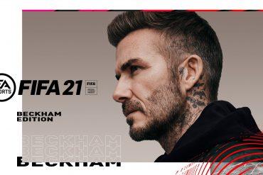 David Beckham FIFA