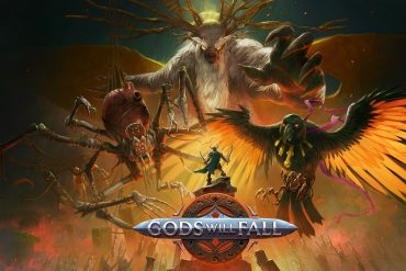 Gods Will Fall Art