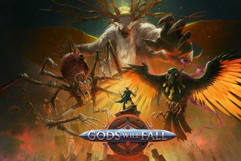 Gods Will Fall Art
