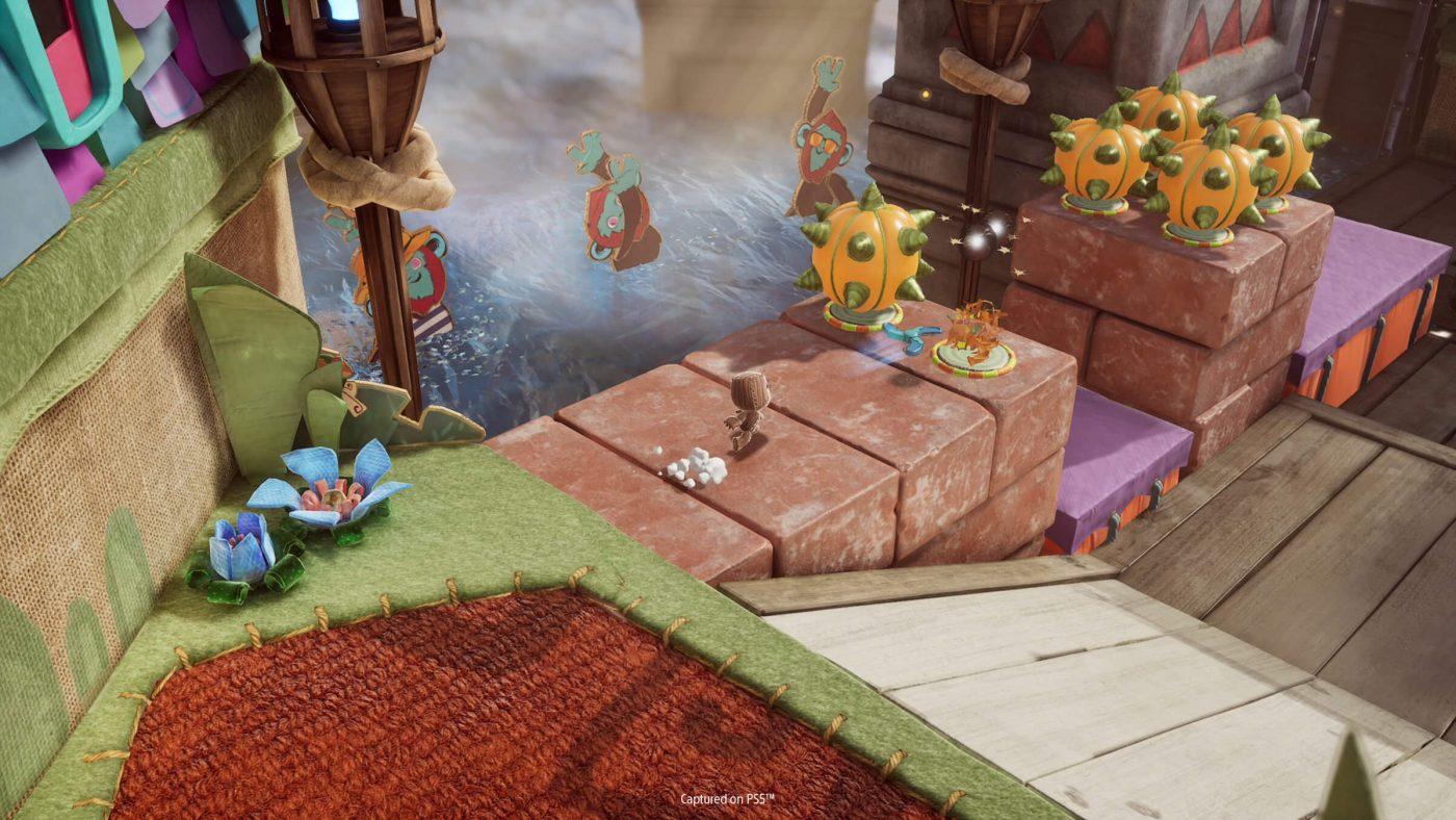 desarrollo Sackboy: Una aventura a lo grande