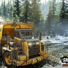 Temporada 2 de SnowRunner Explorar & Expandir