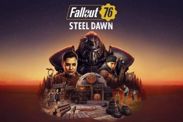 Fallout 76 Amanecer de Acero